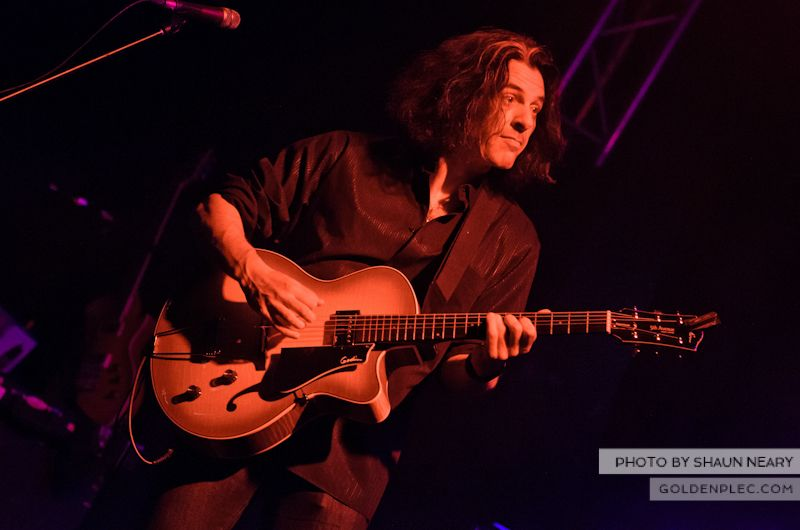 Alex Skolnick Trio at The Button Factory on September 24th 2013-14