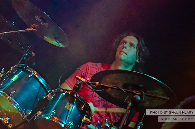 Alex Skolnick Trio at The Button Factory on September 24th 2013-19