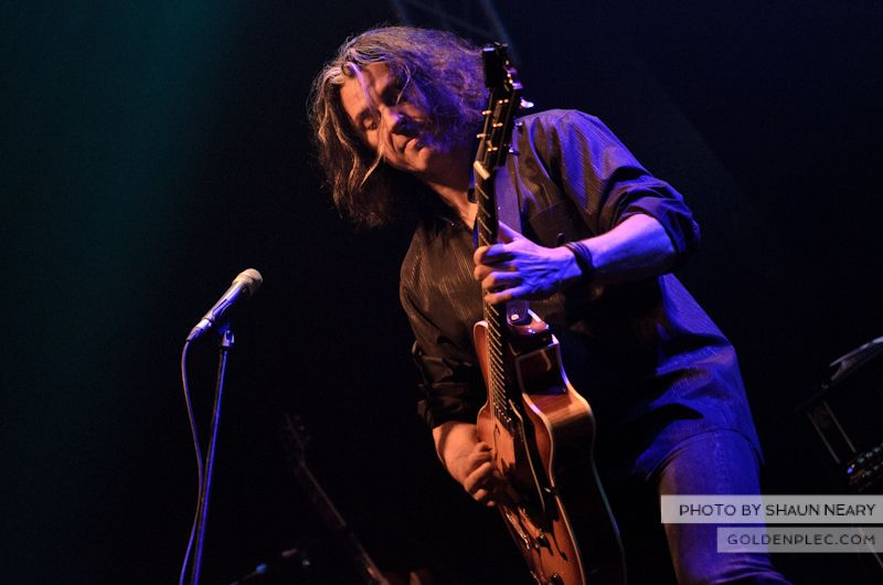 Alex Skolnick Trio at The Button Factory on September 24th 2013-21