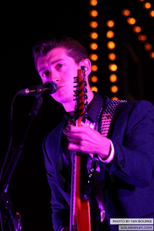 Arctic Monkeys at Electric Picnic by Yan Bourke on 010913_02
