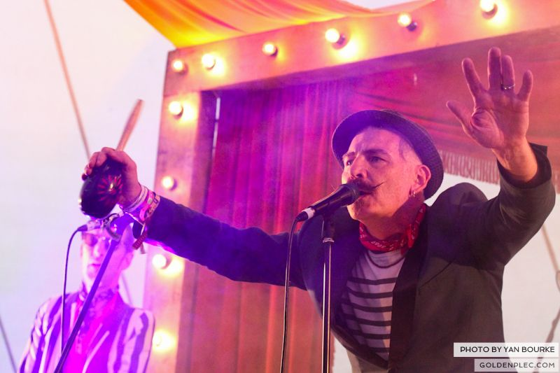 Jerry Fish at Electric Picnic by Yan Bourke on 31081305