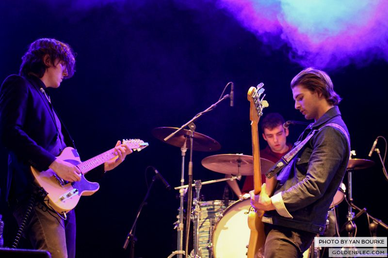 Little Green Cars at Electric Picnic by Yan Bourke on 31081307