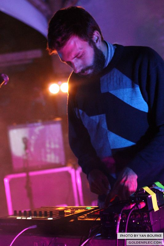 Mount Kimbie at Electric Picnic by Yan Bourke on 020913_02