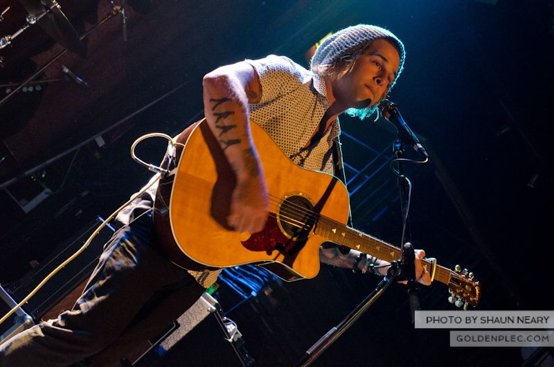 Ryan Cabrera at The Academy on September 15th 2013-4