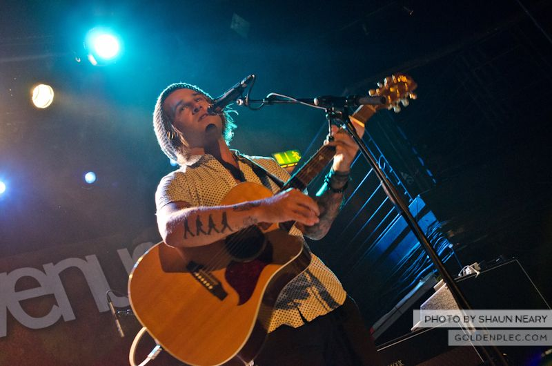 Ryan Cabrera at The Academy on September 15th 2013-5