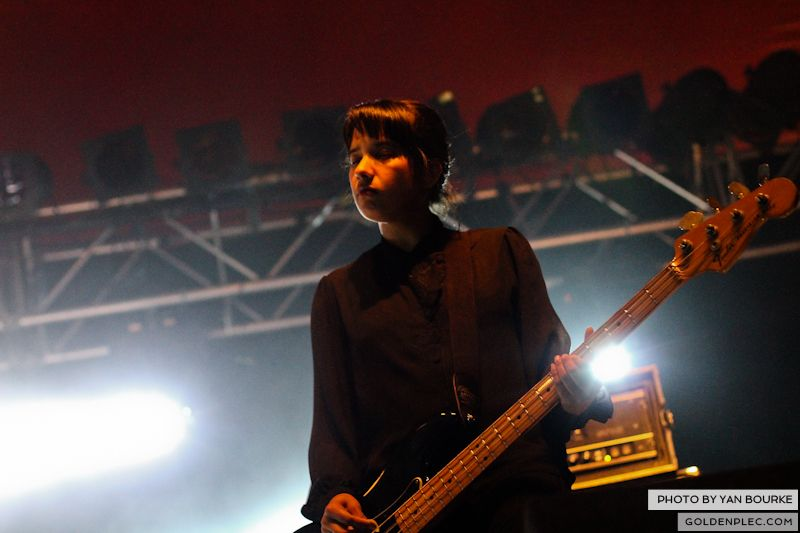 Savages at Electric Picnic by Yan Bourke on 31081309