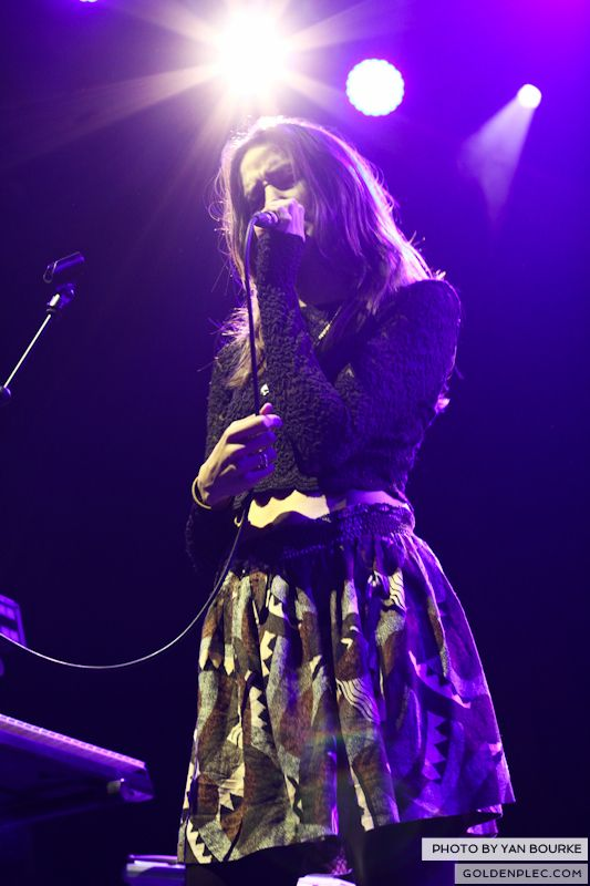 Warpaint at Electric Picnic by Yan Bourke on 010913_02
