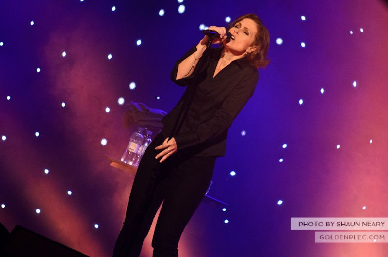 Alison Moyet at The Olympia Theatre on October 2nd 2013-05