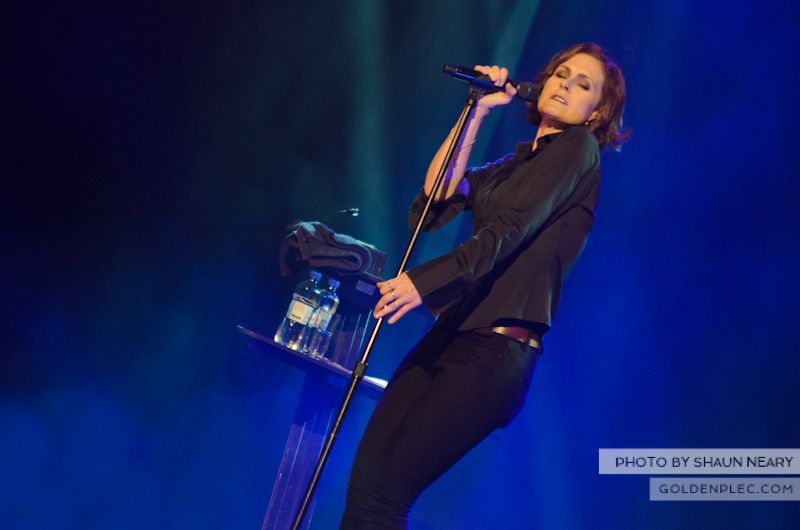 Alison Moyet at The Olympia Theatre on October 2nd 2013-18