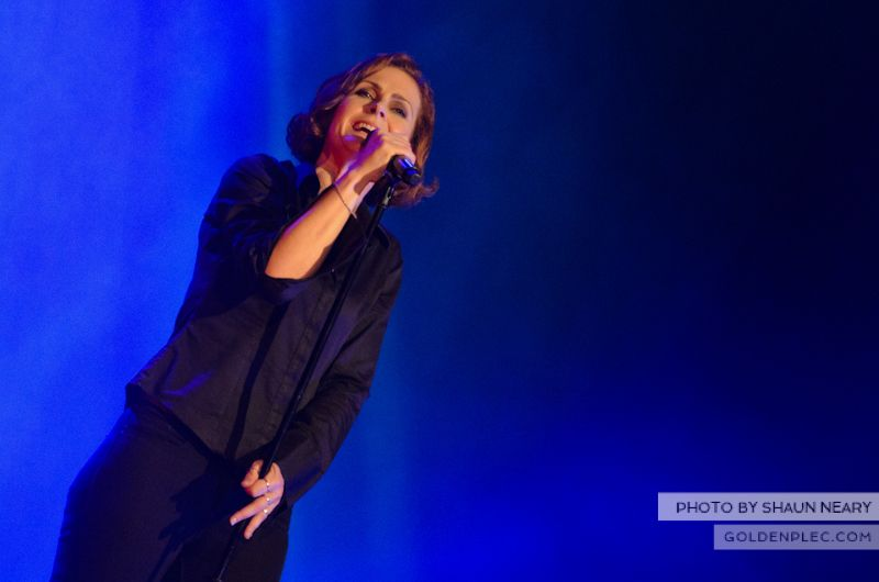 Alison Moyet at The Olympia Theatre on October 2nd 2013-22