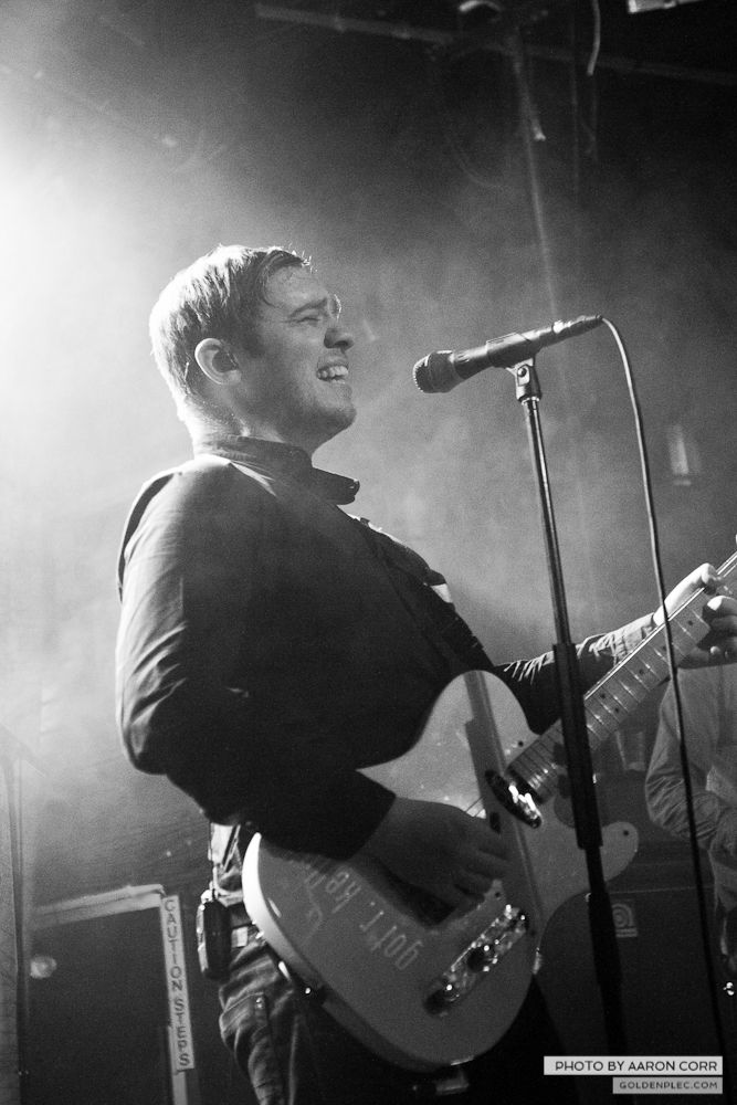 Everything Everything at Academy on 08-Oct-13-9046