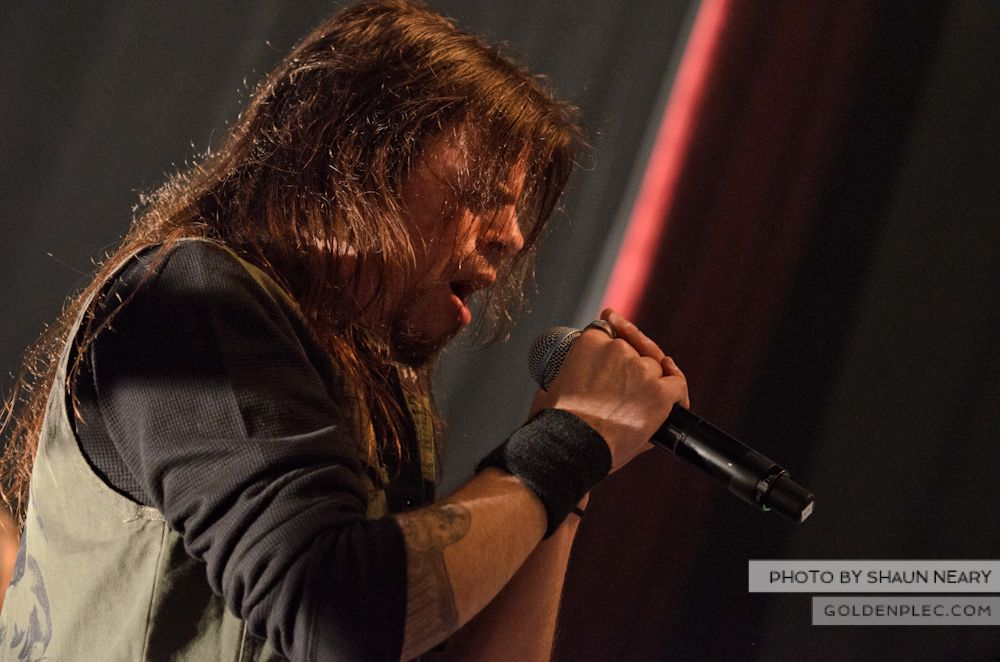 Queensryche at The Button Factory on October 18th 2013-19
