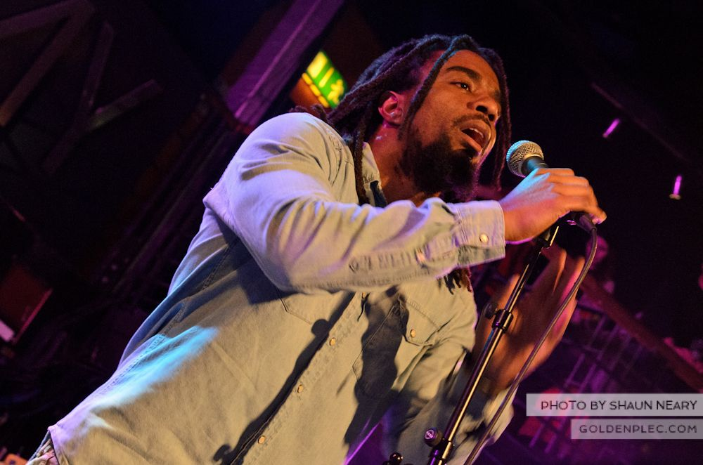 The Wailers at The Academy on October 3rd 2013-26