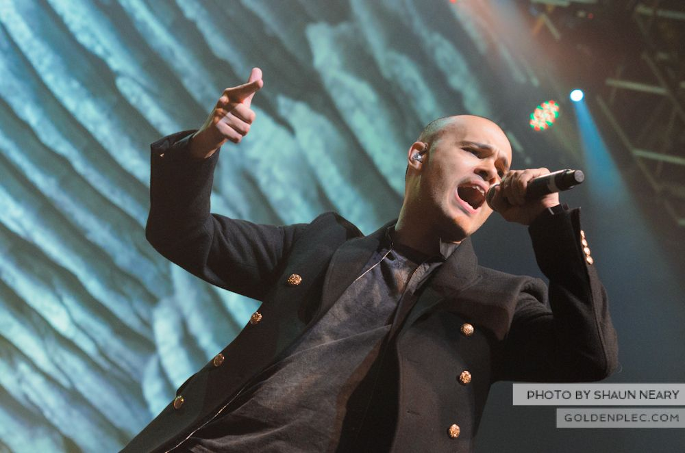 5ive at The Olympia Theatre on November 13th 2013-18
