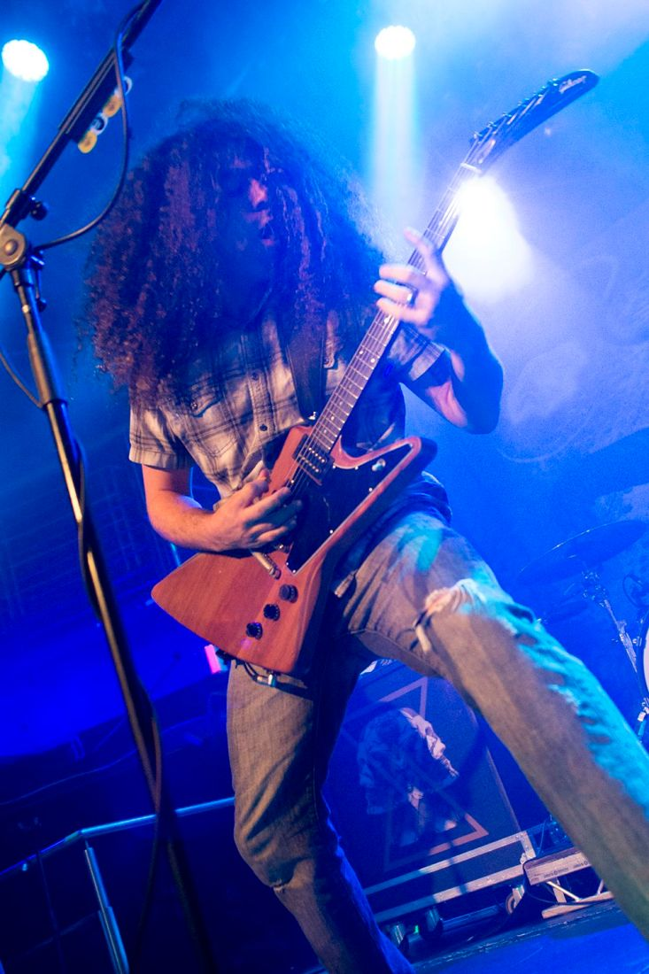 Coheed & Cambria, The Academy, Dublin.