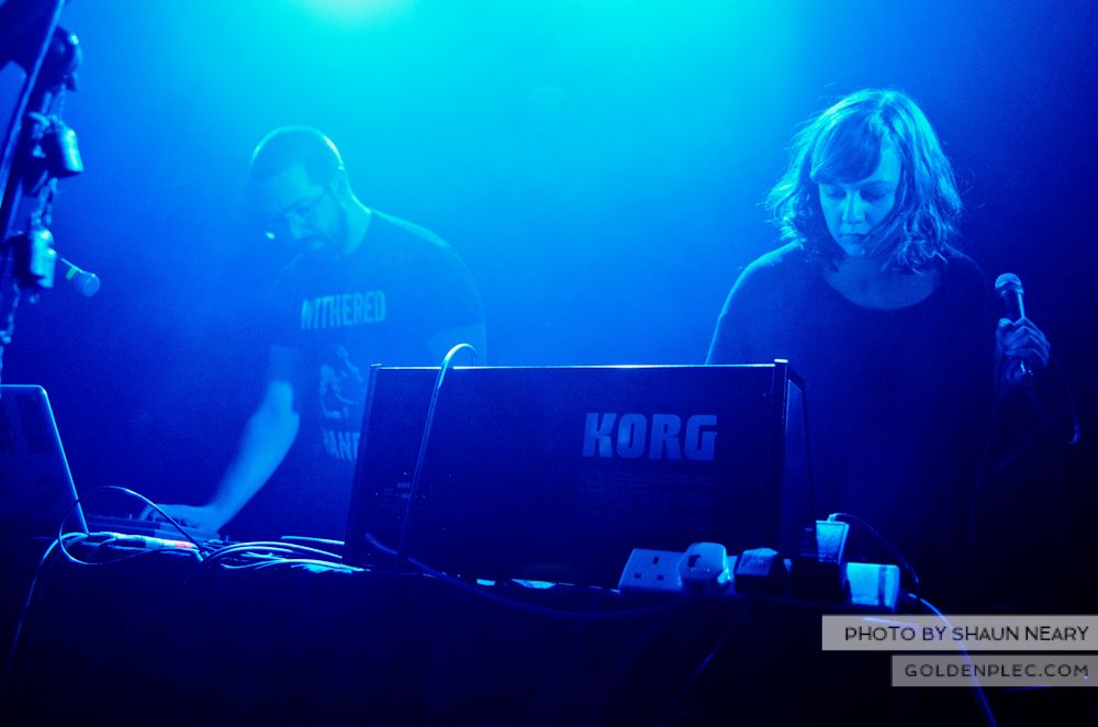 Conquering Animal Sound at The Button Factory on November 19th 2013-6