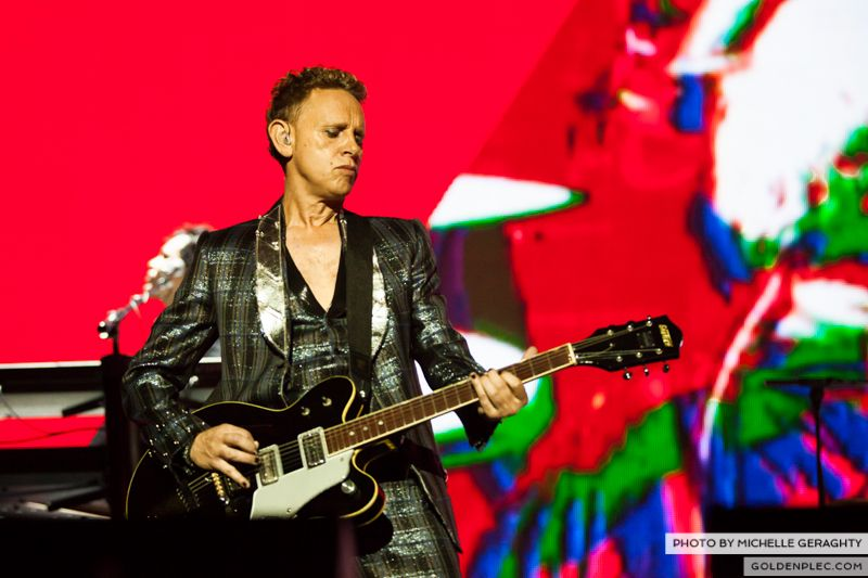 Depeche Mode at the O2_Nov 2013_7211