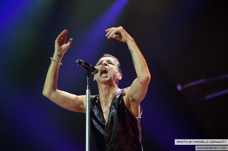 Depeche Mode at the O2_Nov 2013_7336