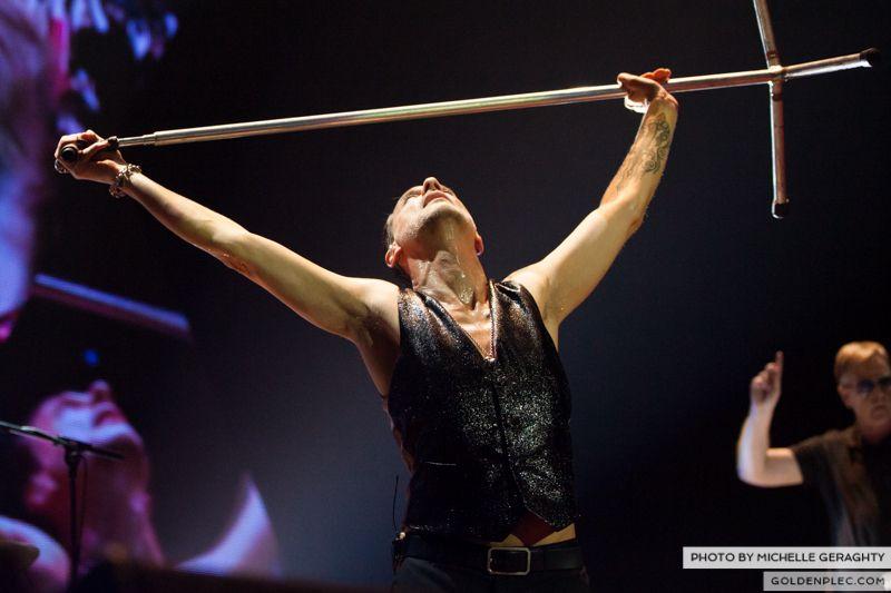 Depeche Mode at the O2_Nov 2013_7423