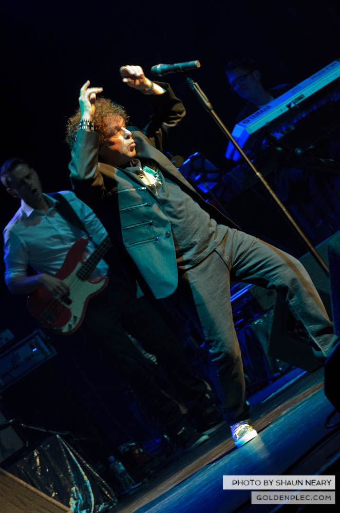Leo Sayer at Olympia Theatre on November 3rd 2013-22