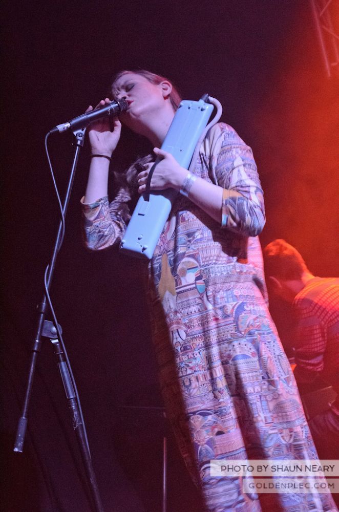 Mum at The Button Factory on November 19th 2013-05