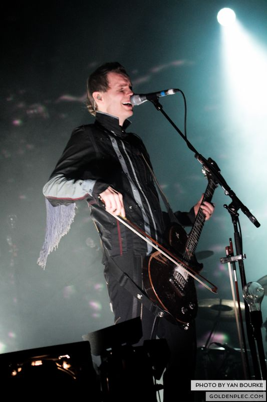 Sigur Ros at The O2 on 16-11-2013 by Yan Bourke-10