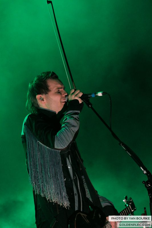 Sigur Ros at The O2 on 16-11-2013 by Yan Bourke-20