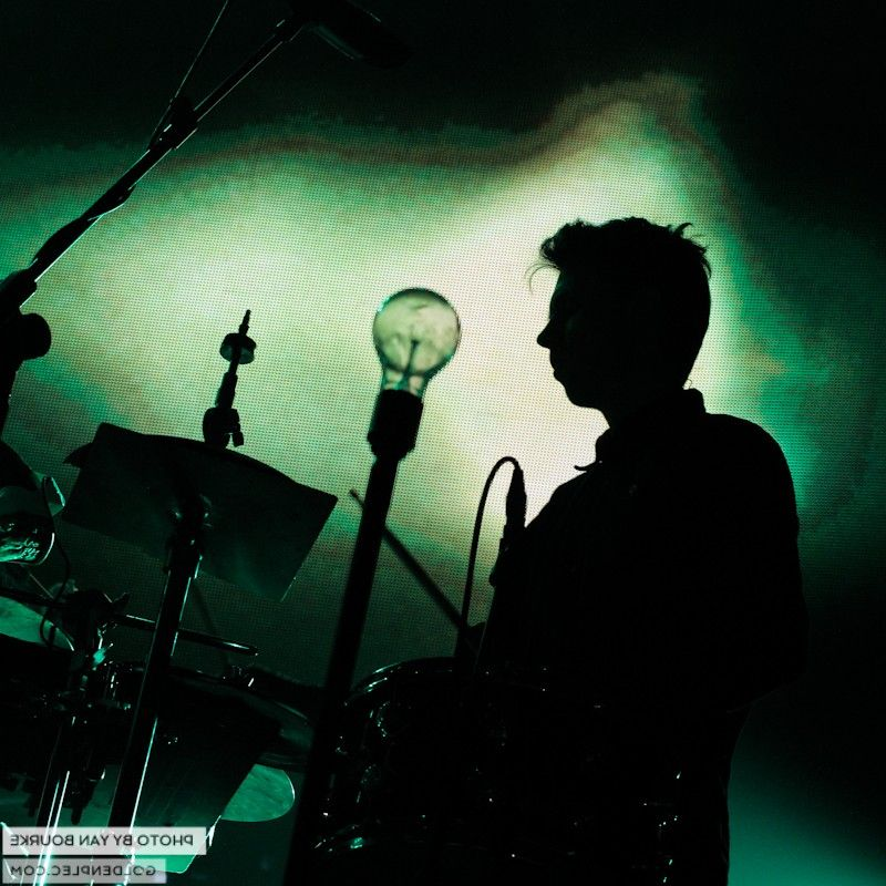 Sigur Ros at The O2 on 16-11-2013 by Yan Bourke-22