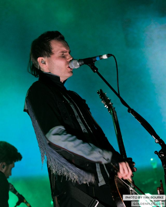 Sigur Ros at The O2 on 16-11-2013 by Yan Bourke-23