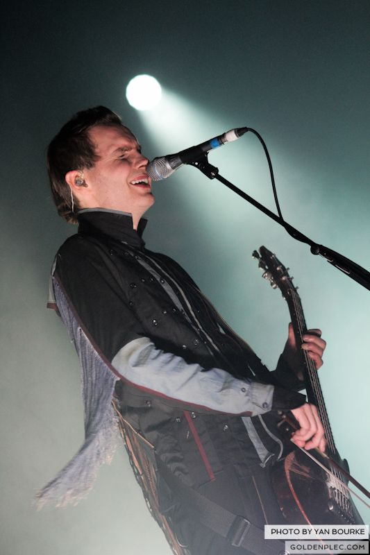 Sigur Ros at The O2 on 16-11-2013 by Yan Bourke-5