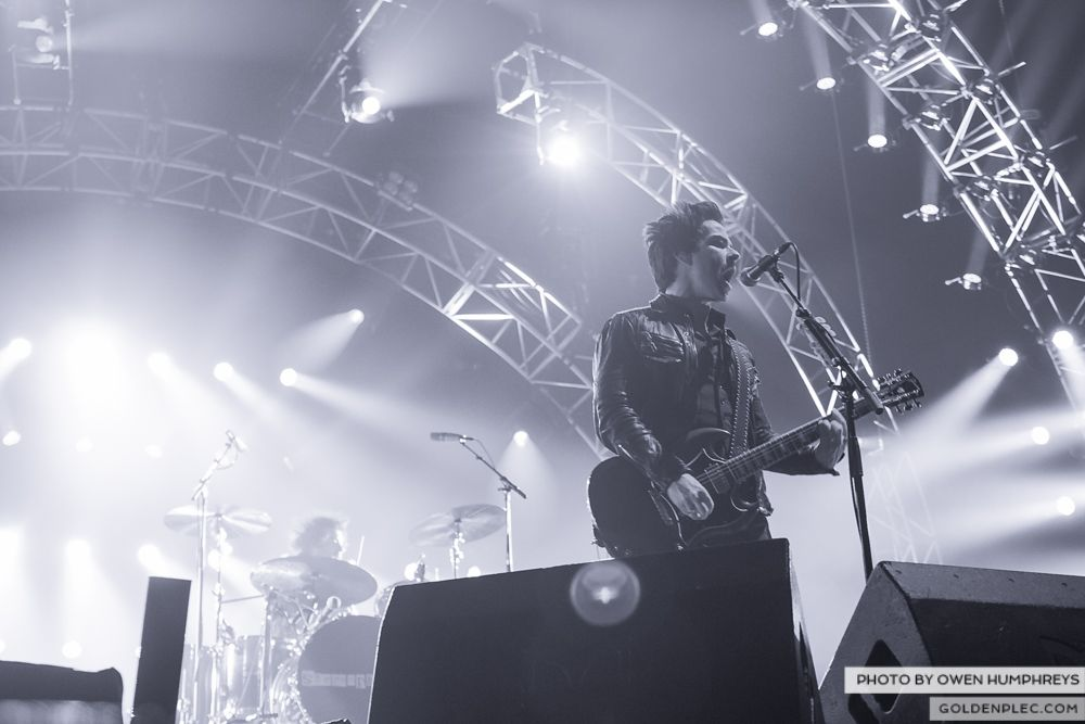 Stereophonics at The O2 on 12-11-13 (10 of 18)