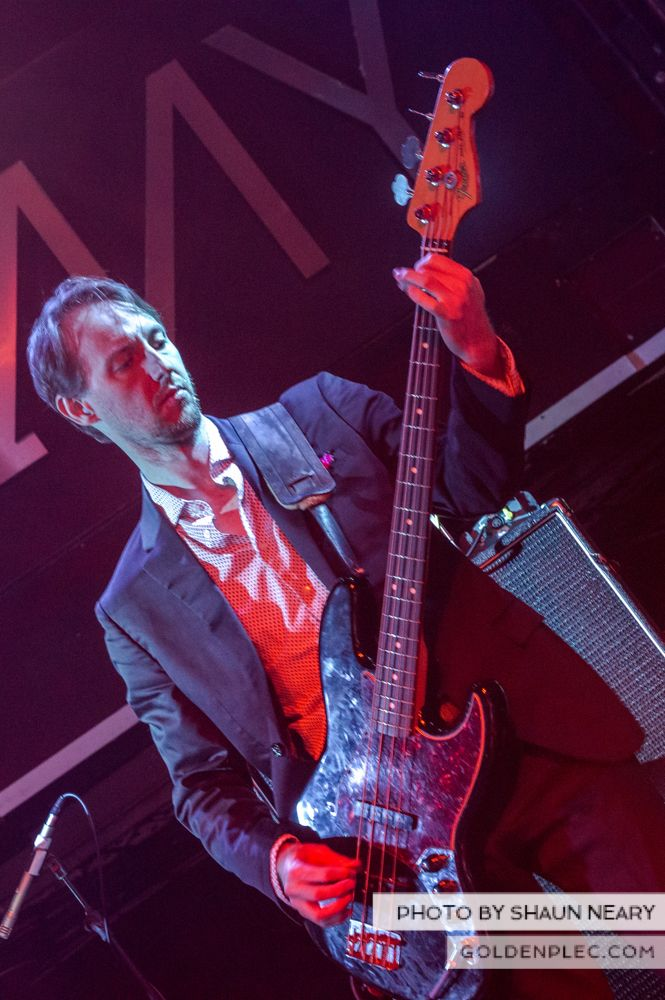 Electric Six at The Academy, Dublin on November 30th 2013-02