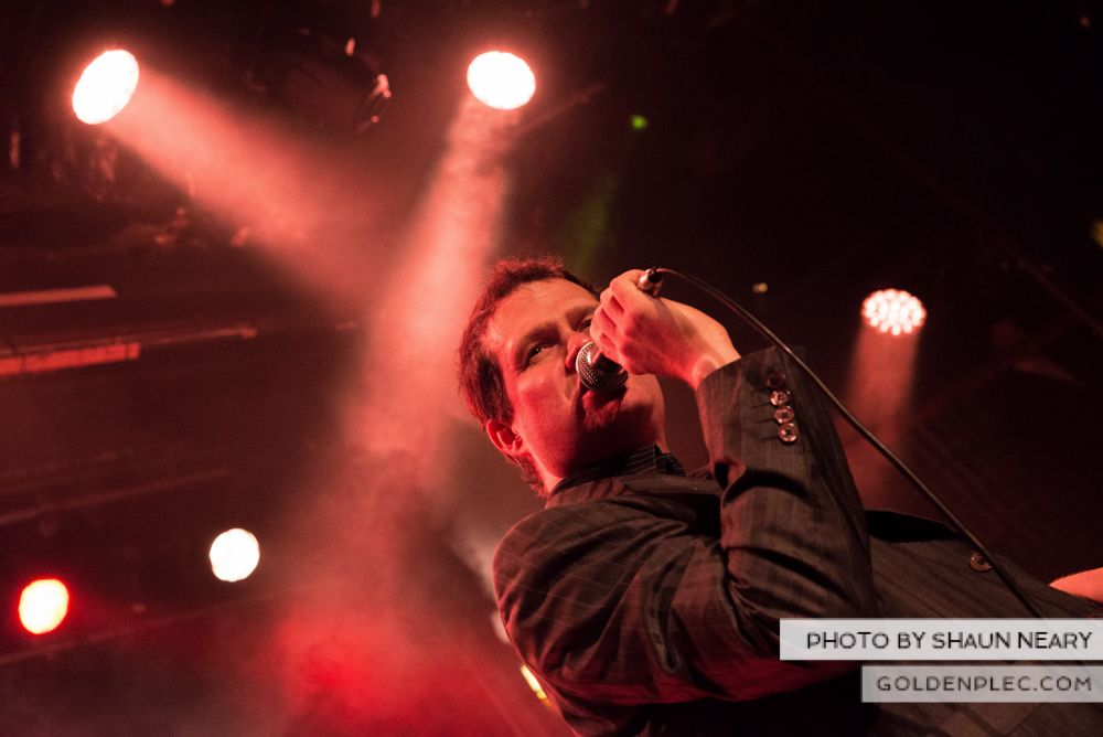 Electric Six at The Academy, Dublin on November 30th 2013-11