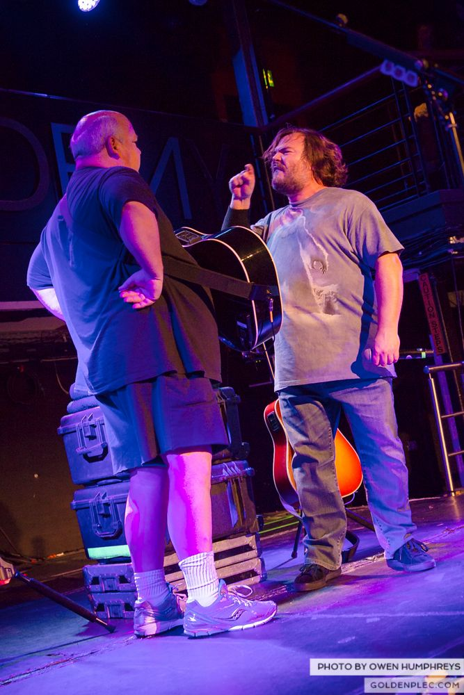 Tenacious D at The Academy on 17-12-13 (9 of 15)
