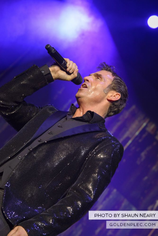 Wet Wet Wet at The o2, Dublin on December 5th 2013-27