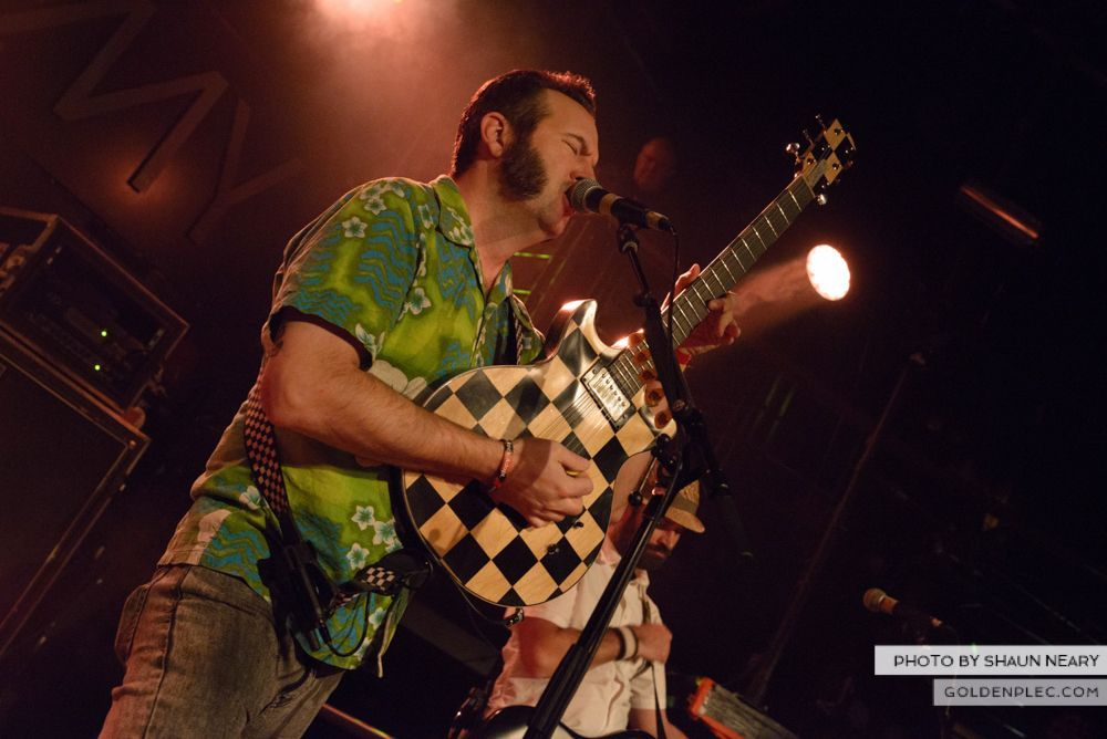 Reel Big Fish at The Academy, Dublin on January 30th 2014-13