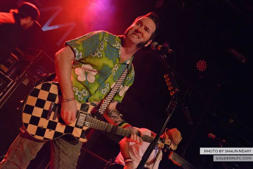 Reel Big Fish at The Academy, Dublin on January 30th 2014-22