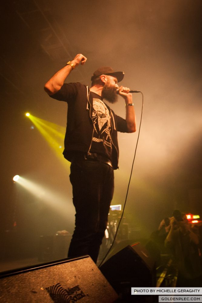 Dan Le Sac vs Scroobius Pip at Vicar Street by Michelle Geraghty-8615