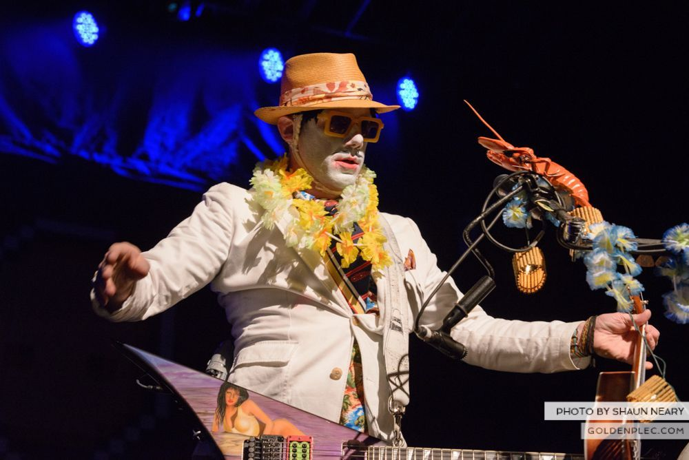 Limp Bizkit at The Olympia Theatre, Dublin on February 11th 2014-01