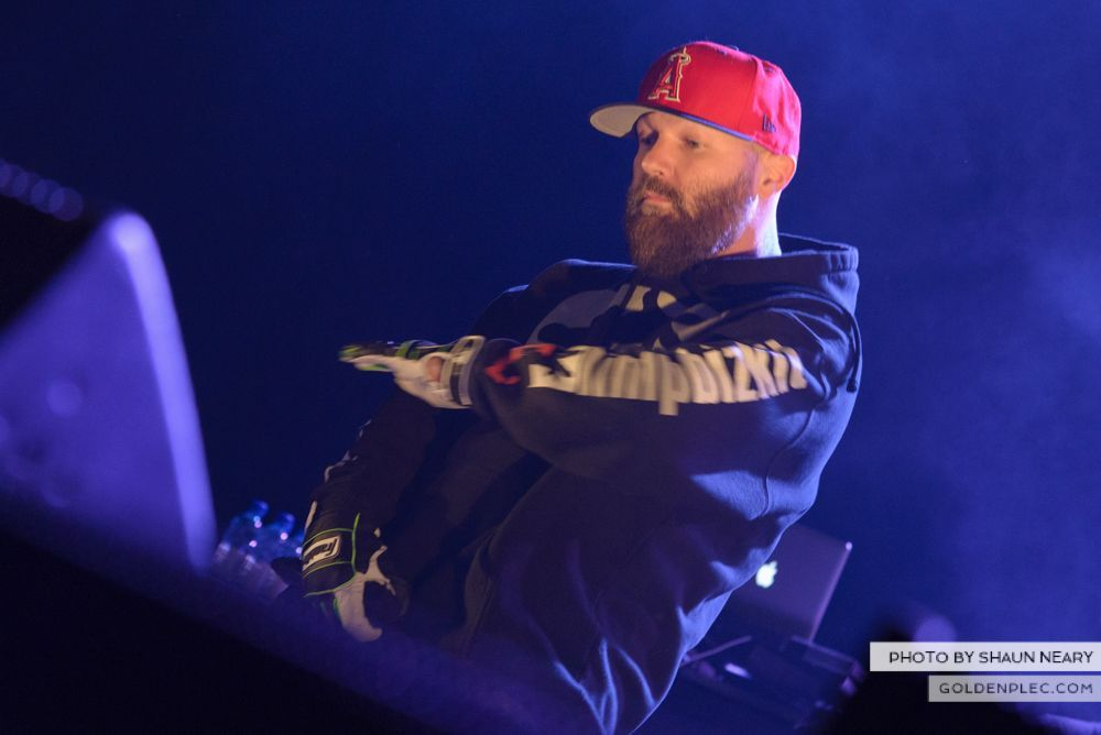 Limp Bizkit at The Olympia Theatre, Dublin on February 11th 2014-04