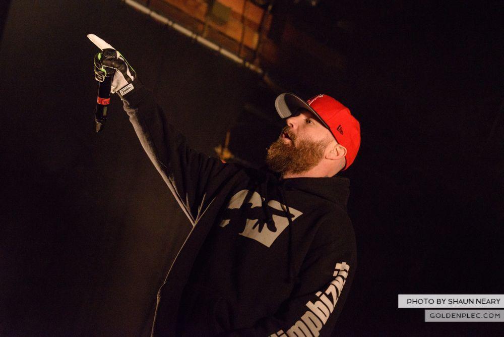 Limp Bizkit at The Olympia Theatre, Dublin on February 11th 2014-09