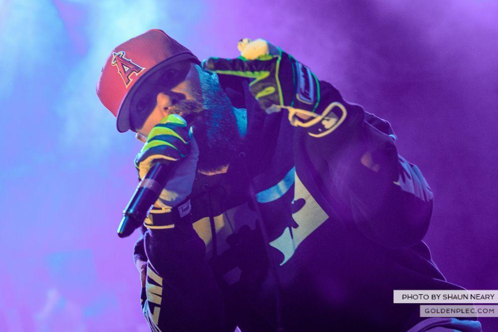 Limp Bizkit at The Olympia Theatre, Dublin on February 11th 2014-10