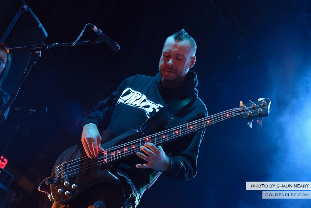Limp Bizkit at The Olympia Theatre, Dublin on February 11th 2014-12