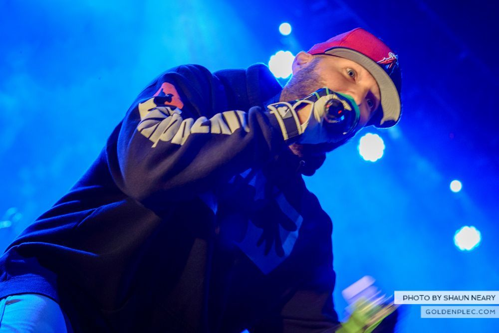 Limp Bizkit at The Olympia Theatre, Dublin on February 11th 2014-13