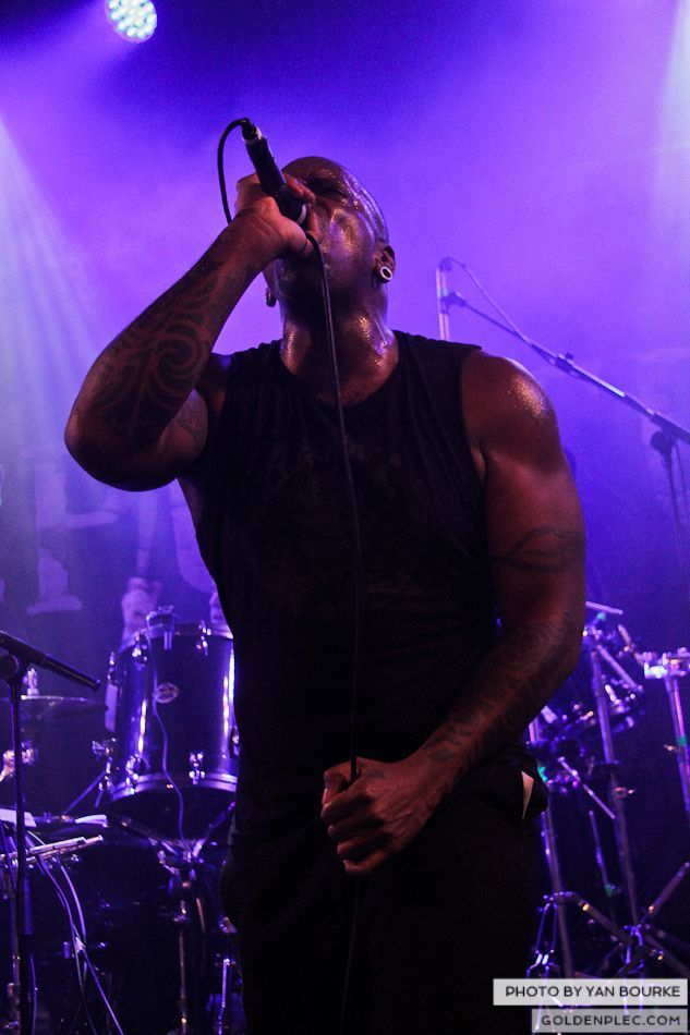 Sepultura in The Academy on 4 Feb 2014 by Yan Bourke-36