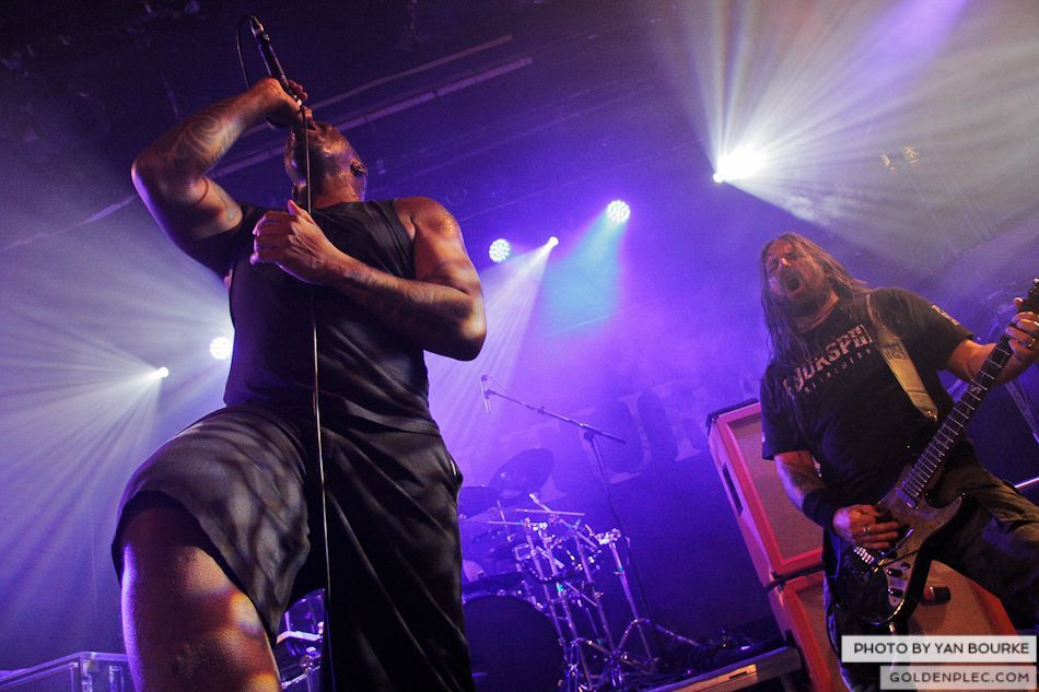 Sepultura in The Academy on 4 Feb 2014 by Yan Bourke-38