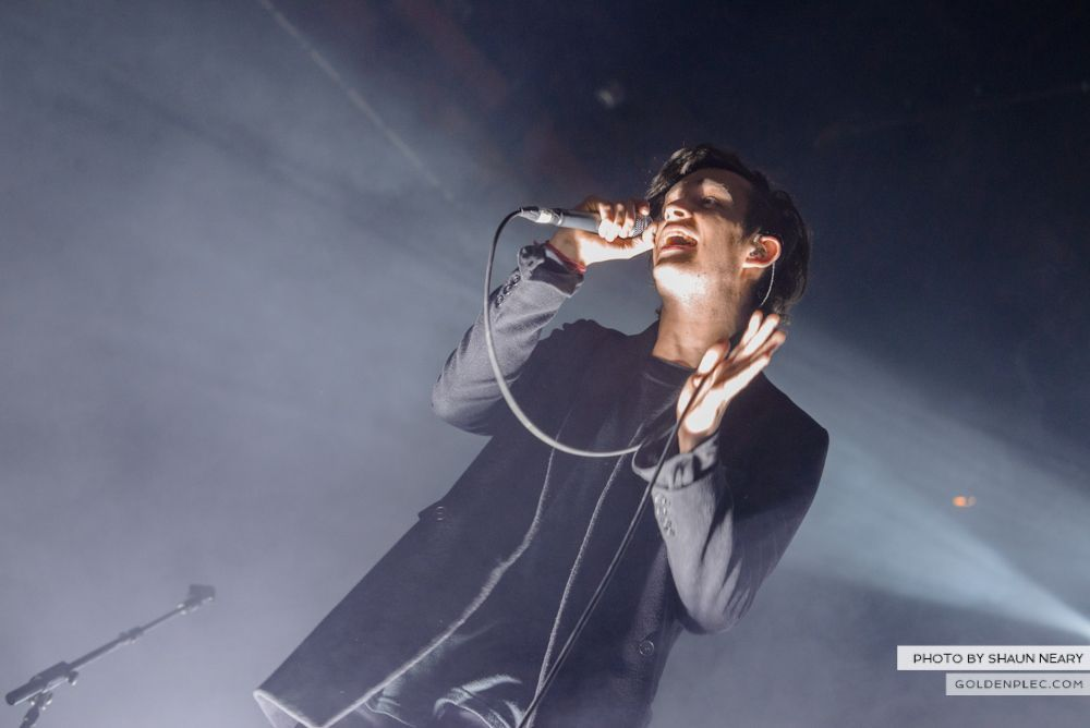 The 1975 at The Olympia Theatre, Dublin on February 21st 2014-03