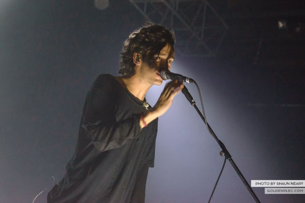 The 1975 at The Olympia Theatre, Dublin on February 21st 2014-16