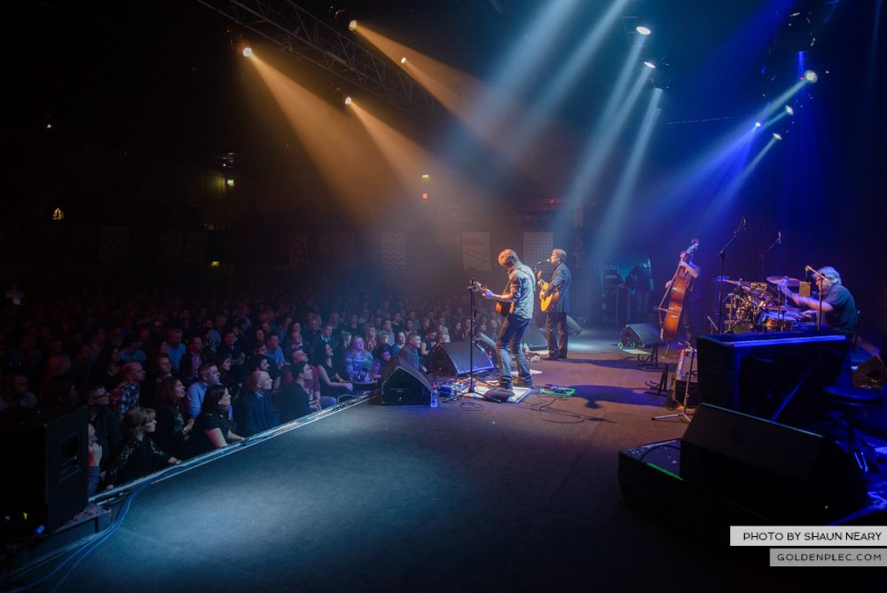 [CONCERT] The 4 Of Us at Vicar Street, Dublin on march 1st 2014-10