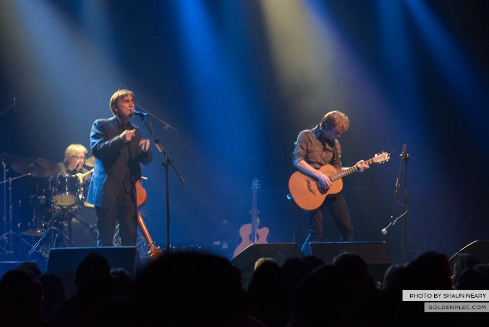 [CONCERT] The 4 Of Us at Vicar Street, Dublin on march 1st 2014-16
